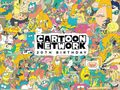 Cartoon Network's 20 birthday achtergrond