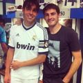 Casillas and Kaka - iker-casillas photo