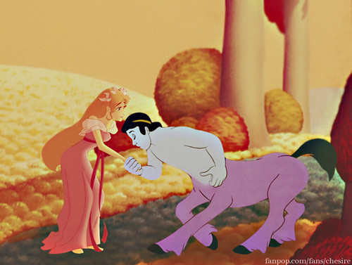Centaur in Love