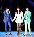Changmin, Taemin and Kyuhyun