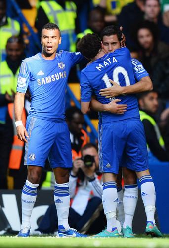 Chelsea - Norwich, 06.10.2012, Premier League