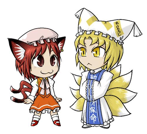 Chen and Yakumo