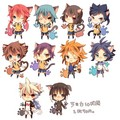 Chibi Inazuma Eleven - chibi photo