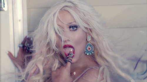 Christina Aguilera - Your Body video