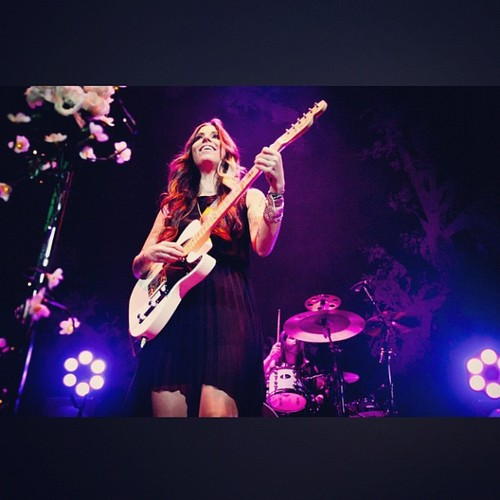Christina Live