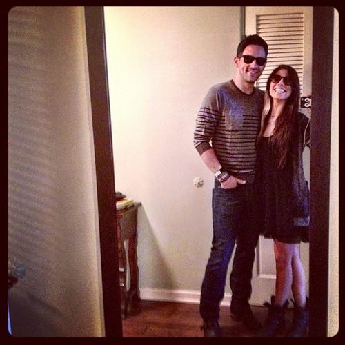 Christina Perri + Steve Kazee