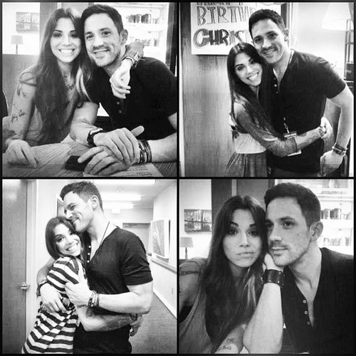 Christina and Steve Kazee