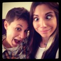 Christina & her best frinend - christina-perri photo