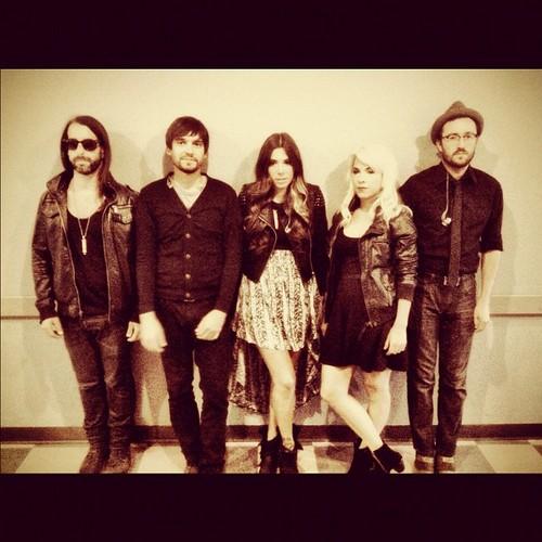 Christina & the band