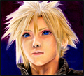 Cloud Strife - cloud-strife fan art