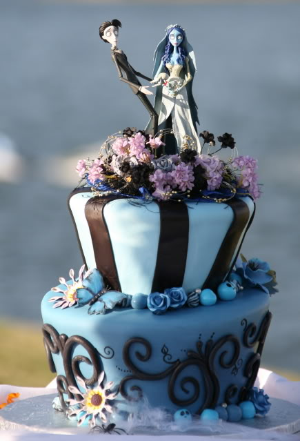 Wedding Cakes Images Corpse Bride Wedding Cake Wallpaper And - Bride Wedding Cake