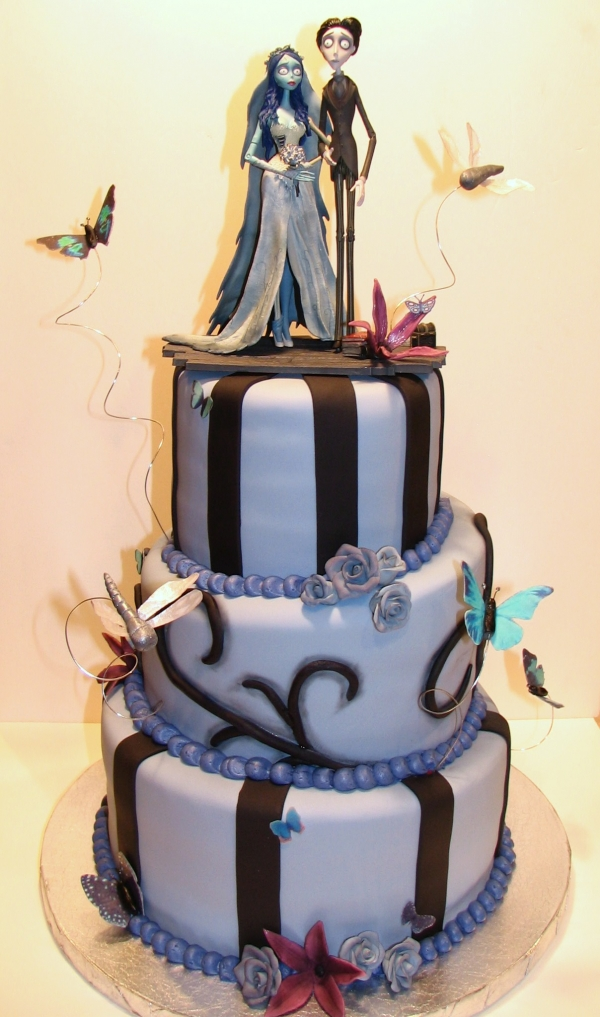 Wedding Cakes images Corpse Bride Wedding Cake HD wallpaper and ...