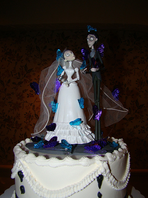Wedding Cakes images Corpse Bride Wedding Cake wallpaper and ...