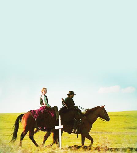 Cullen Bohannon & Lily घंटी, बेल