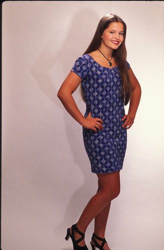 Full House wallpaper possibly with a chemise, a playsuit, and a sundress titled D.J.