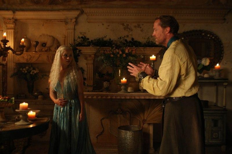 Daenerys Targaryen & Jorah Mormont - Jorah & Daenerys Photo (32356032...