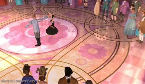 Daniel dances with Odile