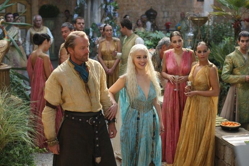 House Targaryen images Dany and Jorah HD wallpaper and background ...