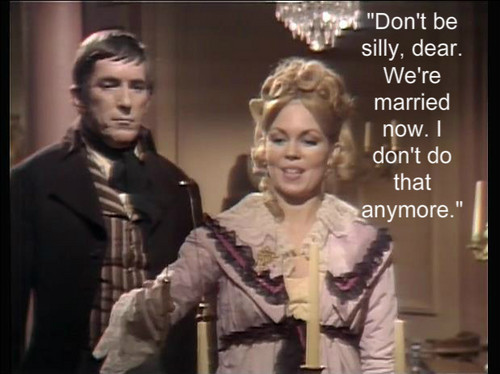Dark Shadows--Funnies