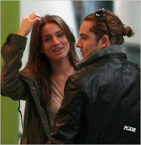 David Bisbal e Raquel Jimènez