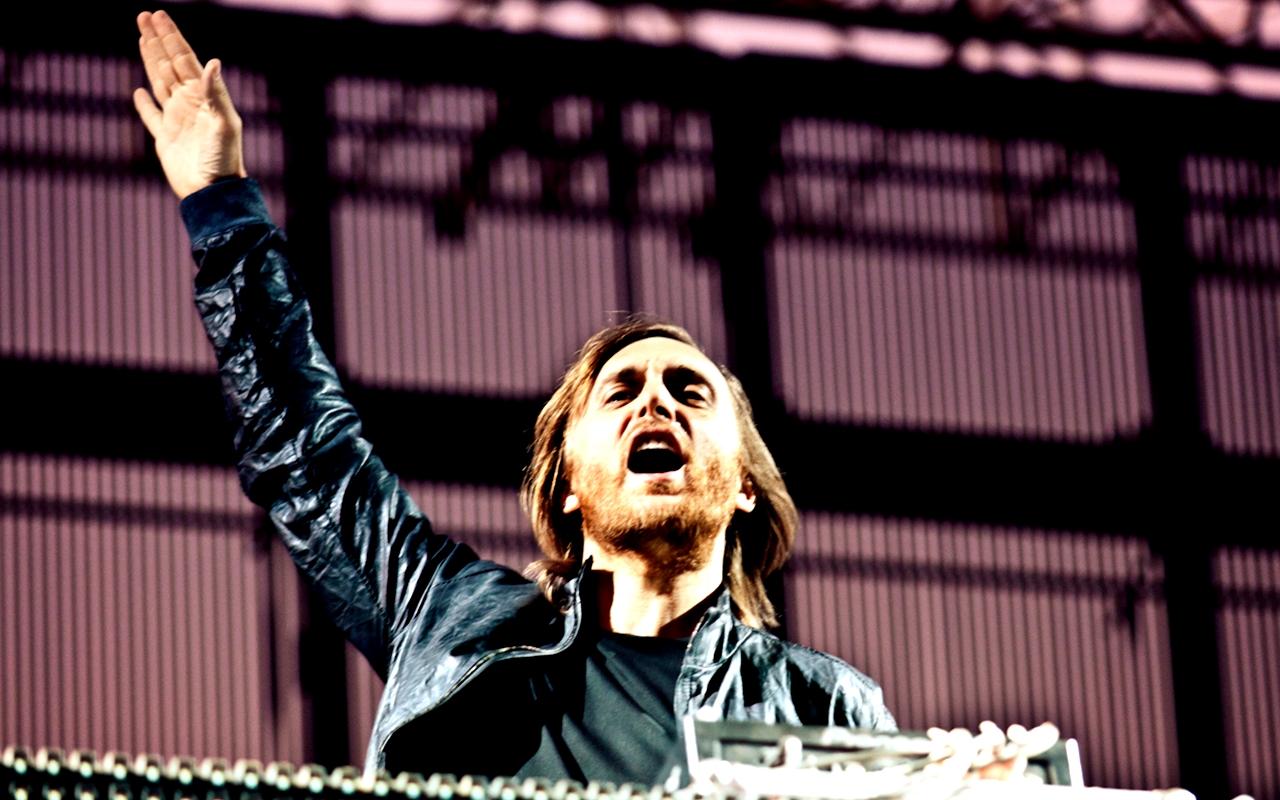 David - David Guetta W...