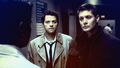 Dean & Cas - dean-and-castiel photo