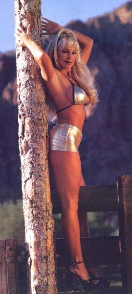 Debra - Raw Magazine December 2000