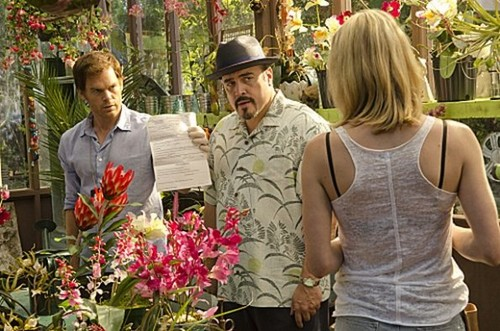 Dexter - Episode 7.03 - Buck the System - Promotional bức ảnh