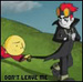 Don't Leave Me - xiaolin-showdown icon
