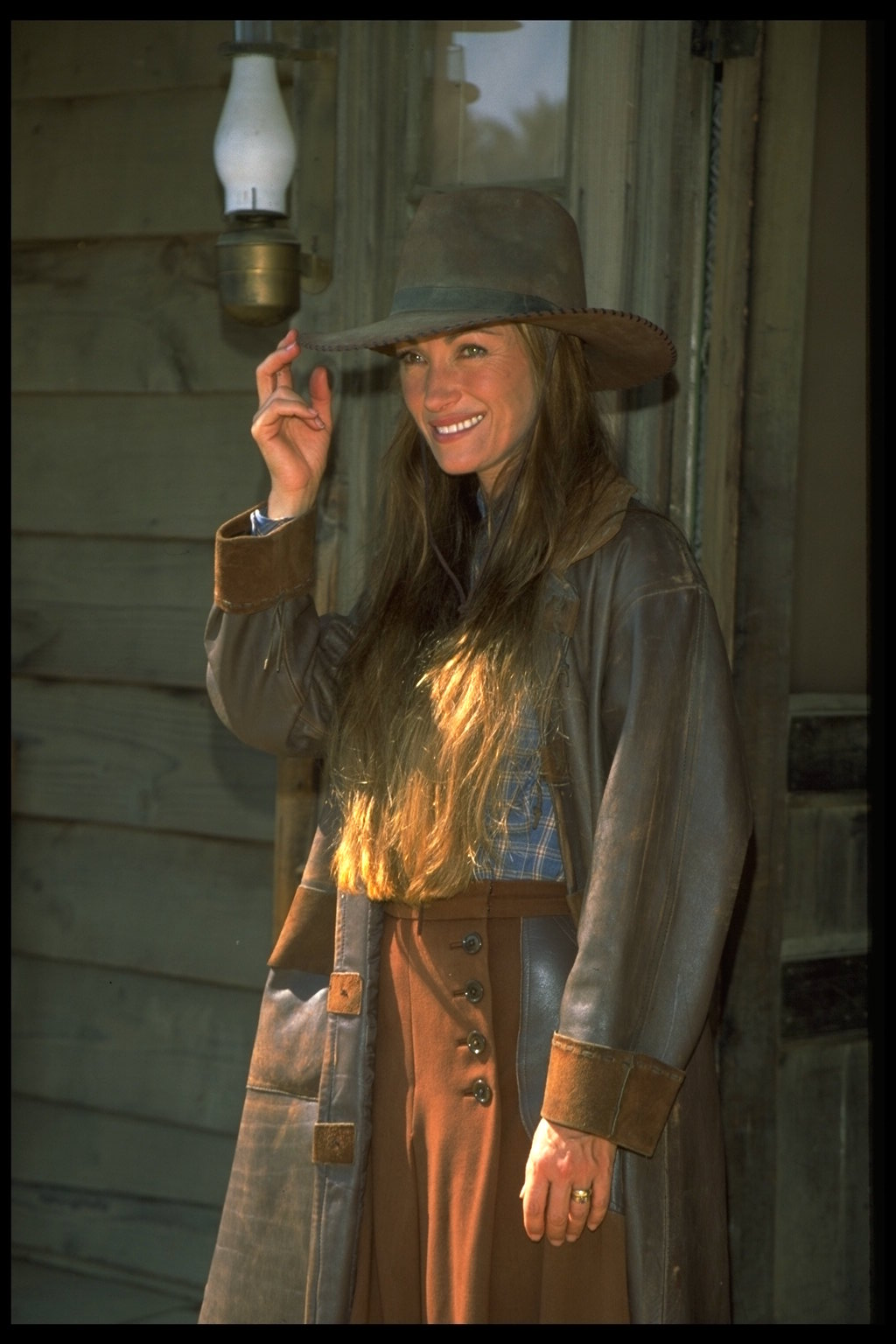 Medicine Woman Tarot By Carol Bridges: Jane Seymour Photo (32376974