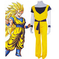 Dragon Ball Z Son 悟空 Super Saiyan Cosplay Costume