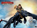 Dragons: Rider of Berk wallpapers - dreamworks-dragons-riders-of-berk wallpaper