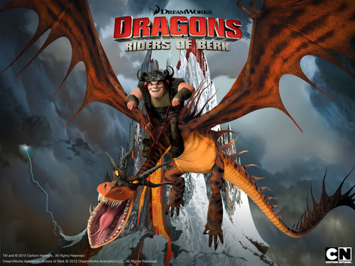 Dragons: Riders of Berk Hintergründe