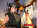 Dragons: Riders of Berk wallpapers - dreamworks-dragons-riders-of-berk wallpaper