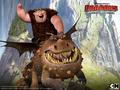 Dragons: Riders of Berk wallpapers