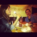 Eating cheesecake - christina-perri photo