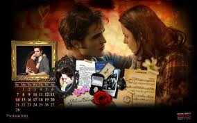 Edward and Bella in Liebe