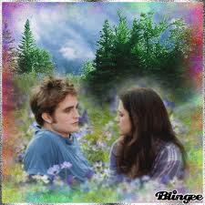 Edward and Bella in প্রণয়