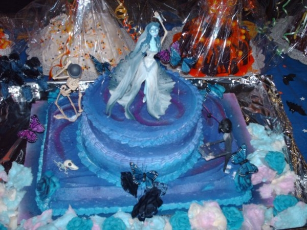 Emilythe corpse bride images Emilys cake wallpaper and background