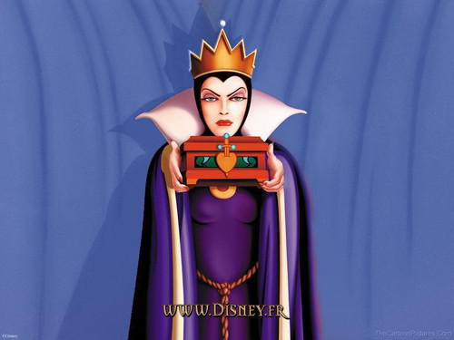 Evil Queen/ Wicked কুইন