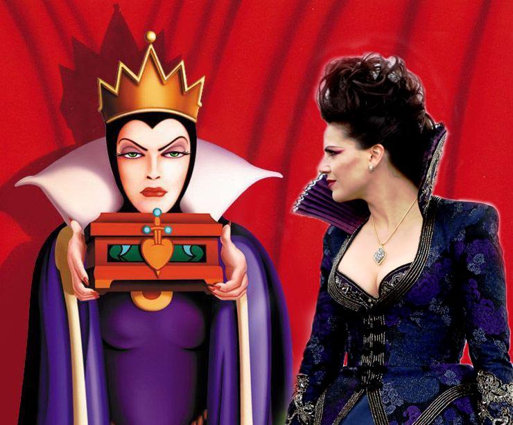 Evil Queen/ Wicked Queen