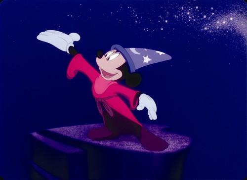 Fantasia-The Sorcerer's Apprentice