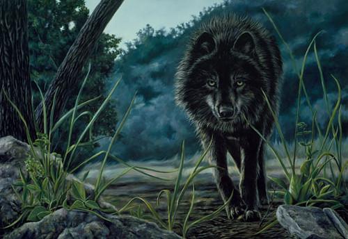 pantasiya mga lobo