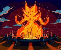 Flame Princess When She Gets Deadly...