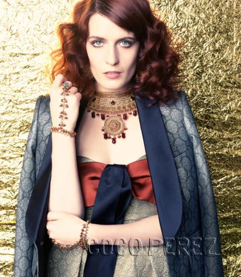 Florence Welch 2006