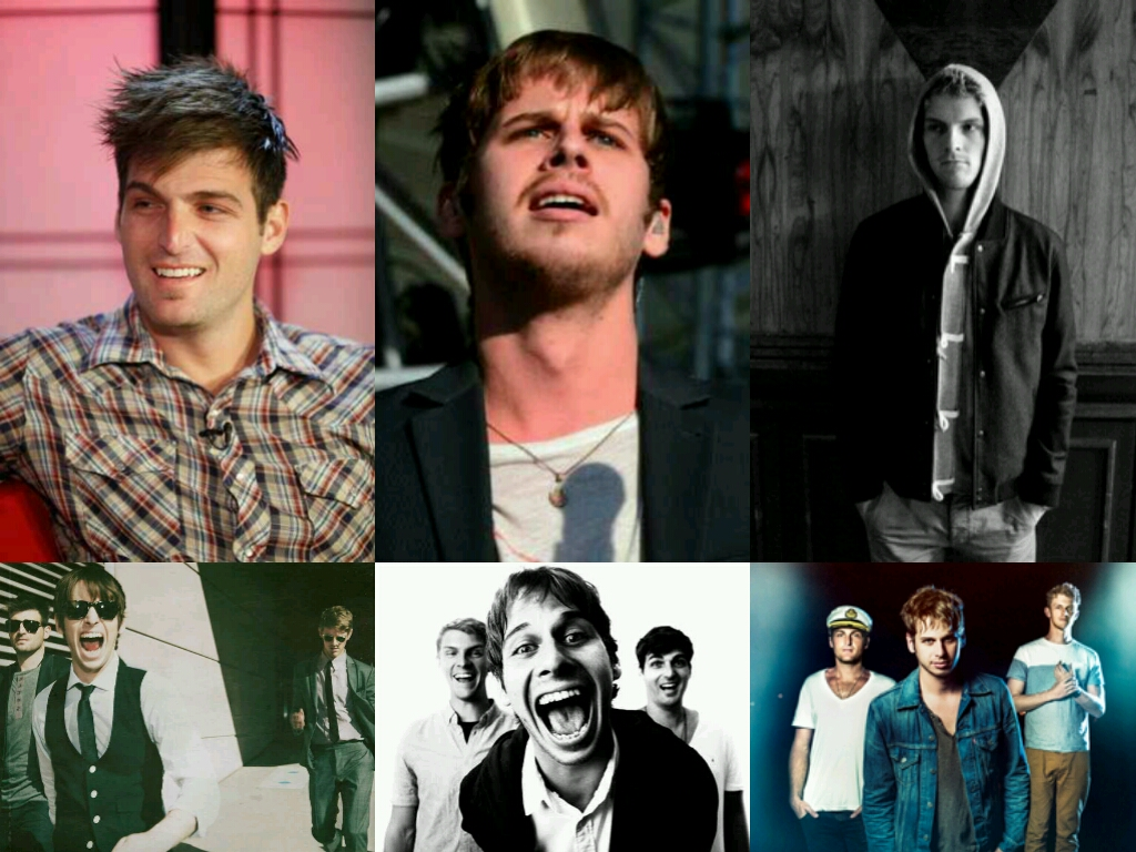 Fosterthepeople Images Foster The People Collage Hd Wallpaper And