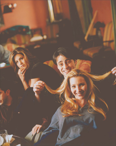 Friends (Joey, Phoebe, Rachel)