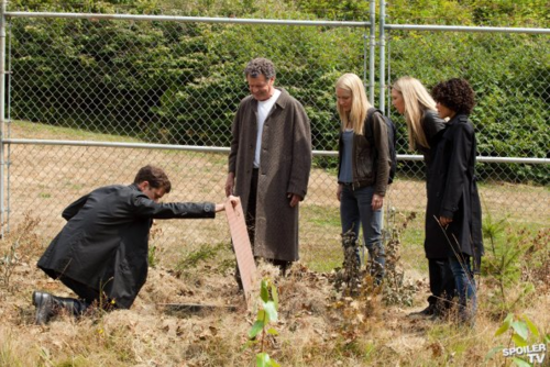 Fringe - Episode 5.02 - In Absentia - Promotional fotografias