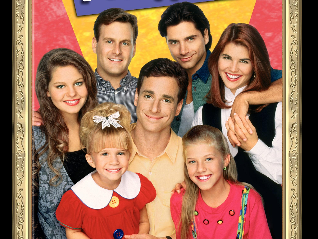 Full house full house wallpaper 32318668 fanpop for Classic house voices