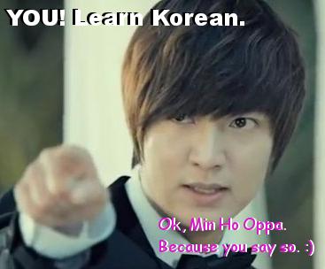 Funny Lee Minho pic